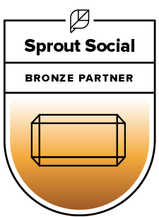 Sprout Social Bronze Partner